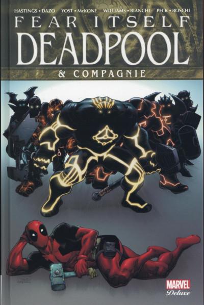 Couverture Fear Itself - Deadpool & compagnie