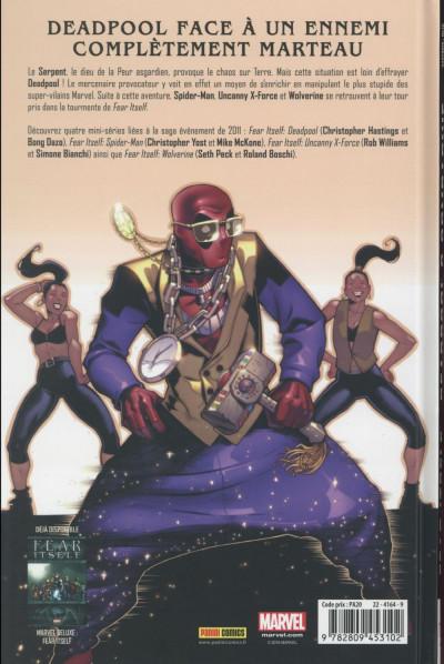 Dos Fear Itself - Deadpool & compagnie