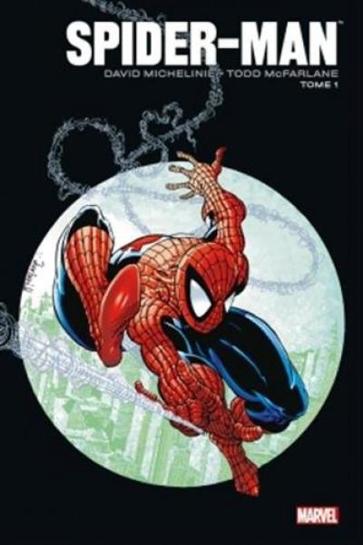 Couverture Amazing Spider-Man par McFarlane tome 1