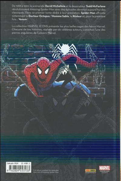 Dos Amazing Spider-Man par McFarlane tome 1