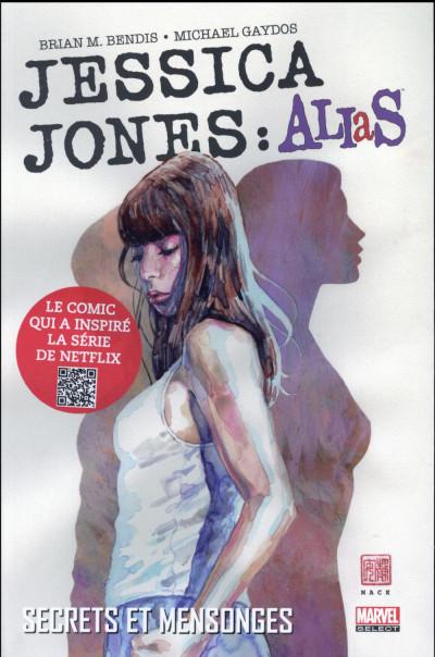 Couverture Jessica Jones - Alias tome 1