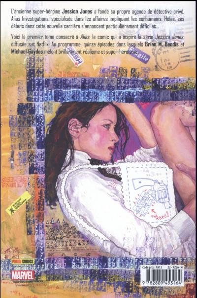 Dos Jessica Jones - Alias tome 1