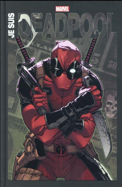 Couverture Je suis Deadpool