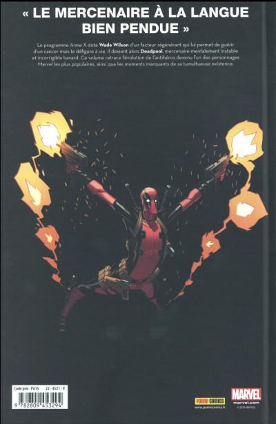 Dos Je suis Deadpool