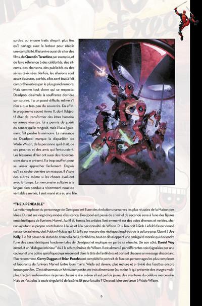 Page 6 Je suis Deadpool