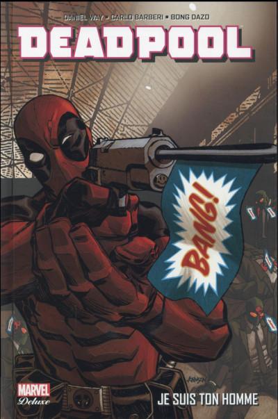 Couverture Deadpool tome 3
