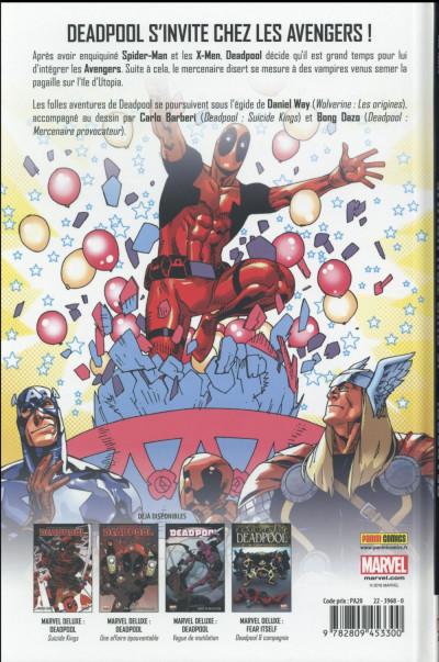Dos Deadpool tome 3