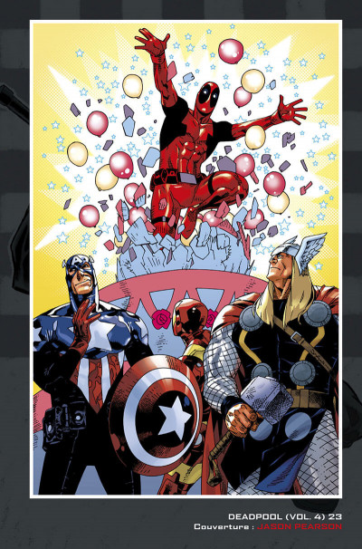 Page 6 Deadpool (deluxe) tome 3