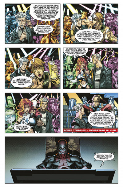 Page 7 Deadpool tome 3
