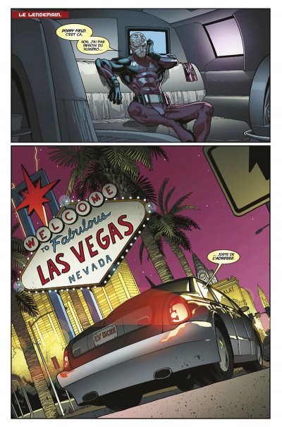 Page 8 Deadpool (deluxe) tome 3