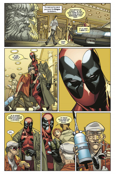 Page 9 Deadpool tome 3