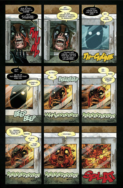 Page 8 Deadpool massacre Deadpool