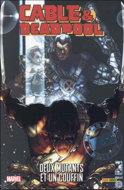 Couverture Cable & Deadpool tome 4