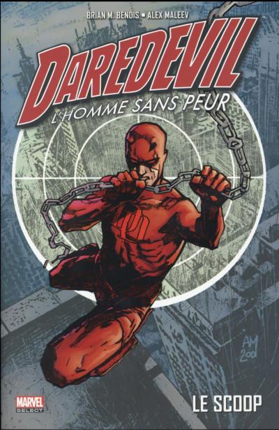 Couverture Daredevil, l'homme sans peur tome 1