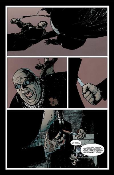 Page 0 Daredevil, l'homme sans peur tome 1