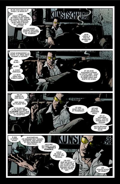 Page 6 Daredevil, l'homme sans peur tome 1