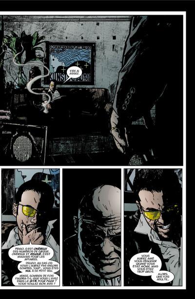 Page 8 Daredevil, l'homme sans peur tome 1