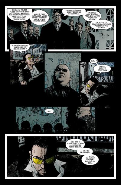 Page 9 Daredevil, l'homme sans peur tome 1