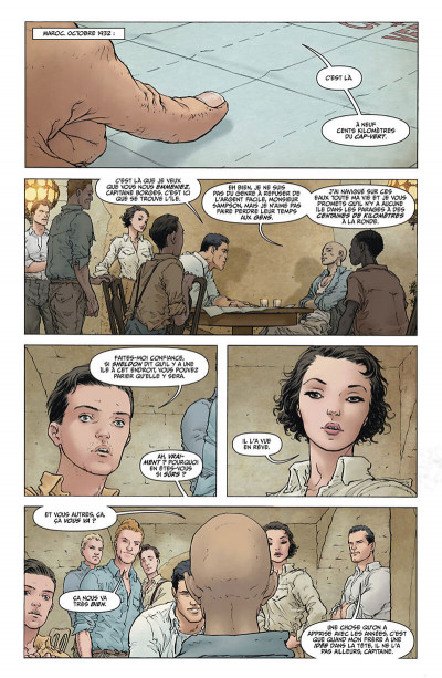 Page 6 Jupiter's legacy tome 1