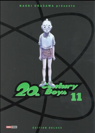 image de 20th century boys - Deluxe tome 11
