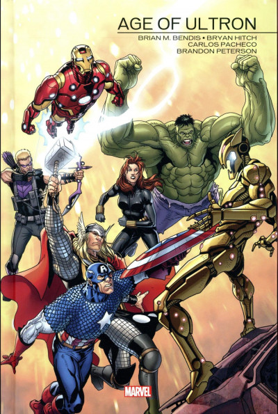 Couverture Age of Ultron