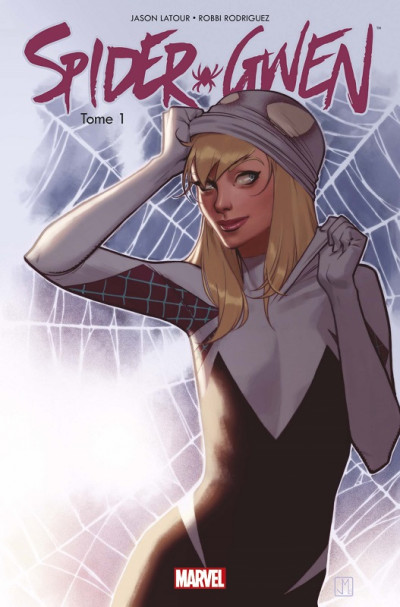 Couverture Spider-Gwen tome 1
