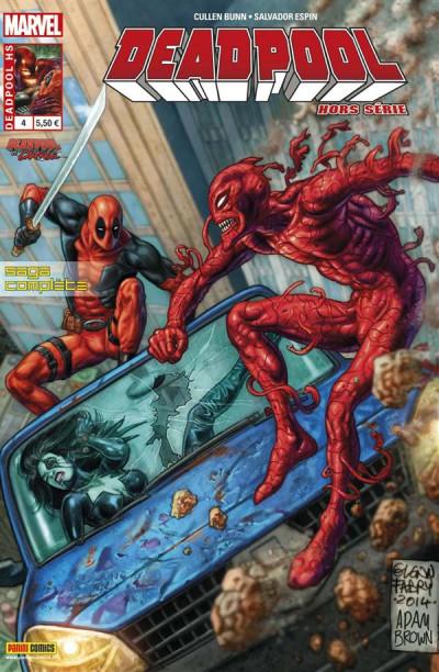 Couverture Deadpool HS tome 4