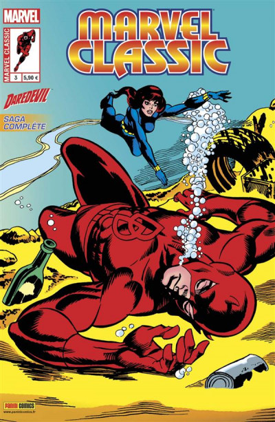 Couverture Marvel Classic V2 tome 3