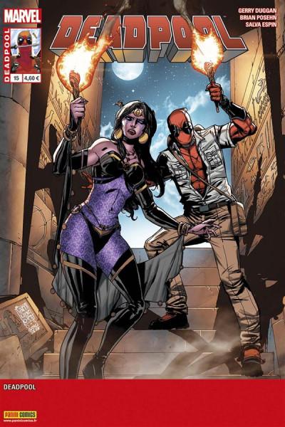 Couverture Deadpool (4è série) tome 15