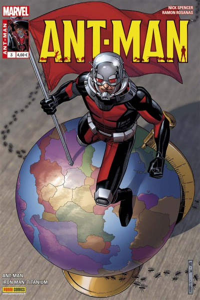 Couverture Ant-Man tome 3