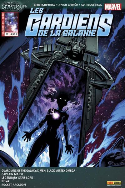 Couverture Les gardiens de la galaxie tome 12