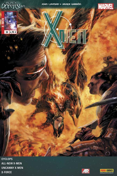 Couverture X-Men 2013 tome 30