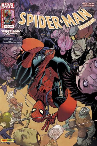 Couverture Spider-Man universe tome 16
