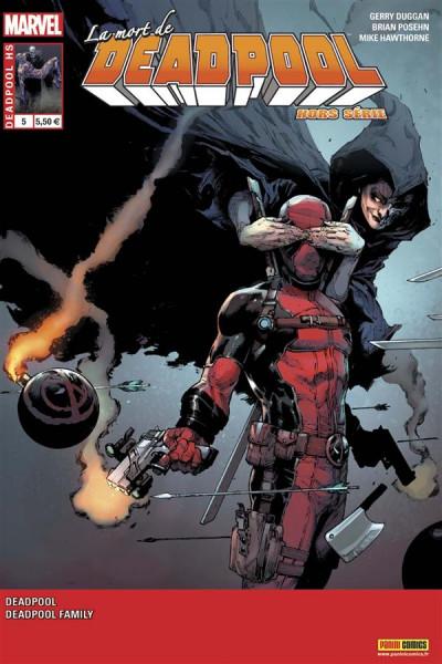 Couverture Deadpool HS tome 5