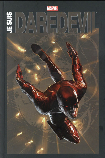 Couverture Je suis Daredevil