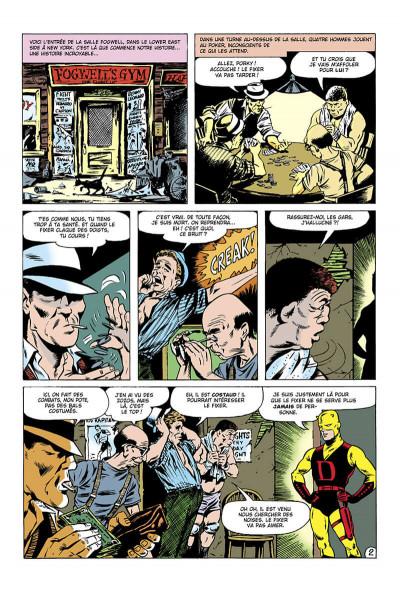 Page 8 Je suis Daredevil