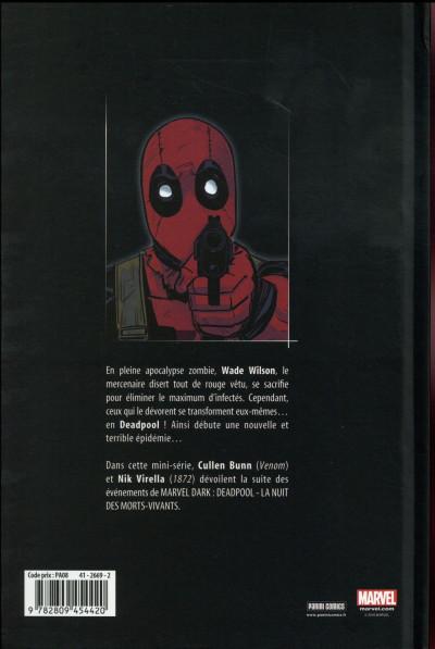 Dos Deadpool - Le retour du Deadpool-vivant
