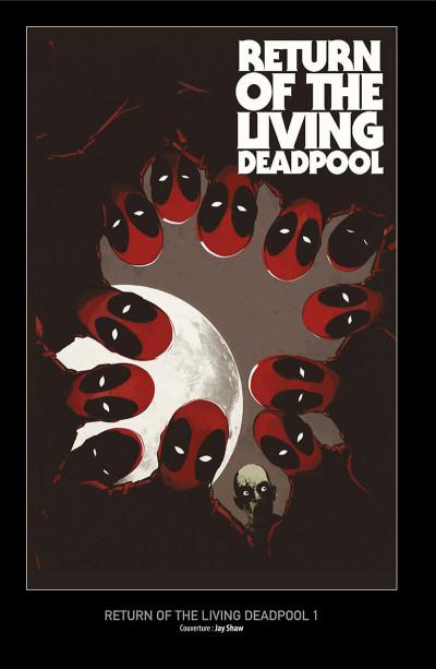 Page 5 Deadpool - Le retour du Deadpool-vivant