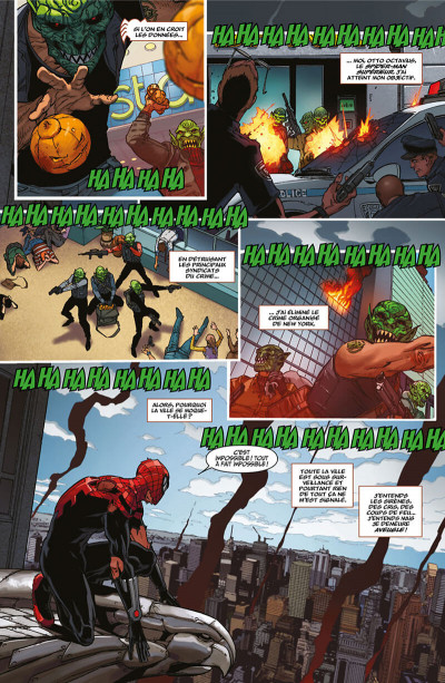 Page 8 Superior spider-man tome 6