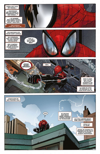 Page 9 Superior spider-man tome 6