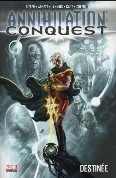 Couverture Annihilation conquest tome 1