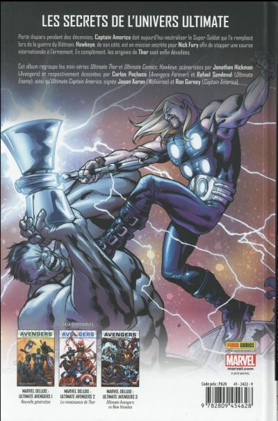 Dos Ultimate Comics - Avengers