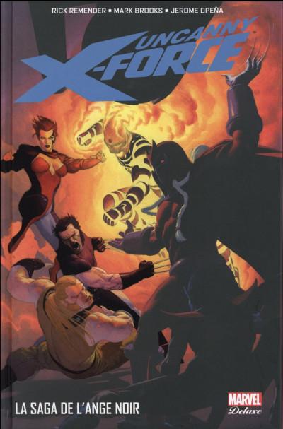 Couverture Uncanny X-Force tome 2