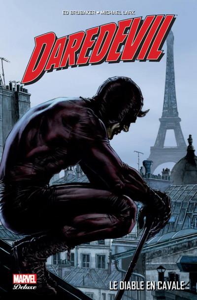 Couverture Daredevil par Brubaker tome 1