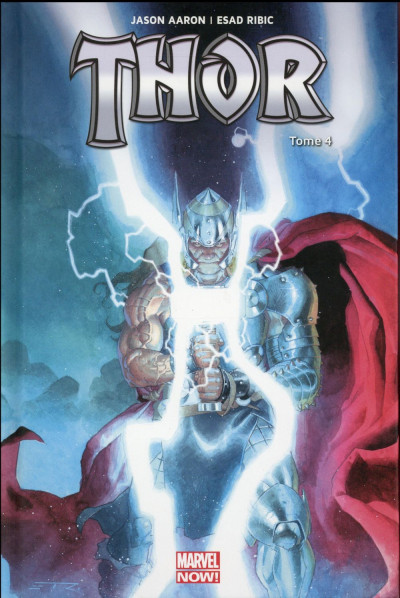 Couverture Thor tome 4