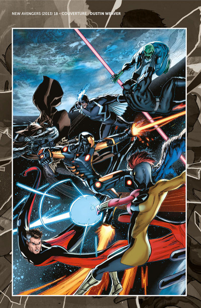 Page 5 New Avengers tome 4