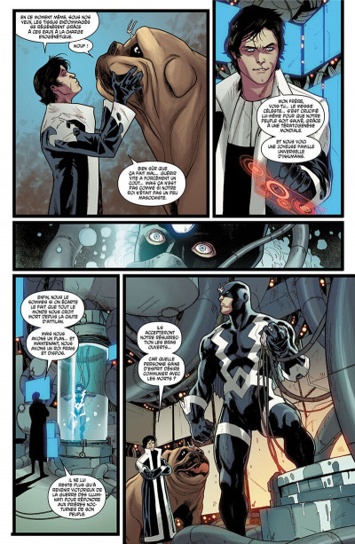 Page 7 New Avengers tome 4