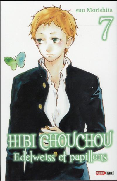 Couverture Hibi chouchou tome 7