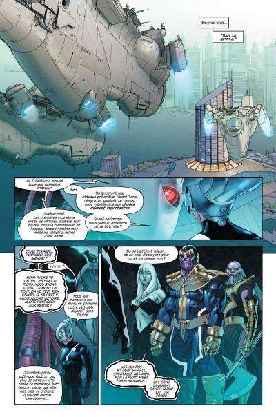 Page 7 Secret wars tome 1 - Cover 1/2 Alex Ross