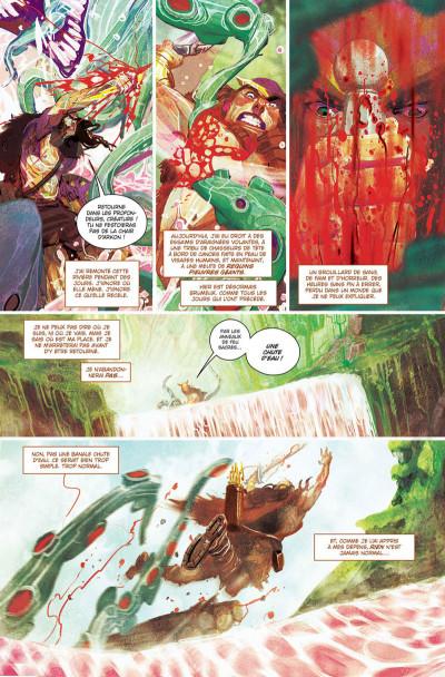 Page 2 Secret wars : Battleword tome 1
